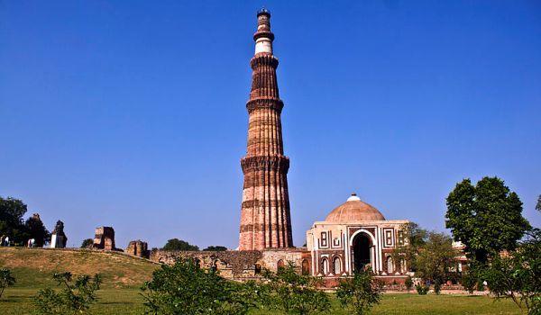 Qutb  Minar – minaretul din Delhi