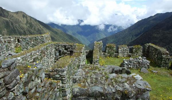 Inca Trail - aventura către Machu Picchu (partea I)