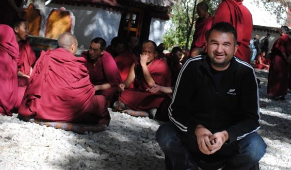 Lungul drum spre Lhasa