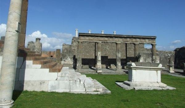 Oraşul de sub cenuşă: Pompei