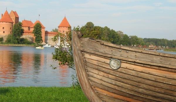Lituania – fost taram al castelelor de lemn