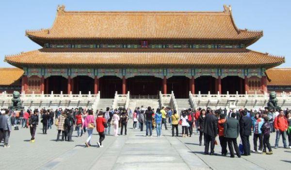 Poveşti chinezeşti: Oraşul Interzis