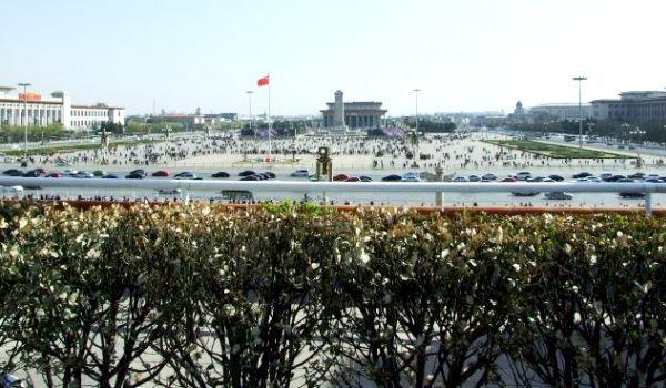 Poveşti chinezeşti: o dimineaţă în Piaţa Tiananmen