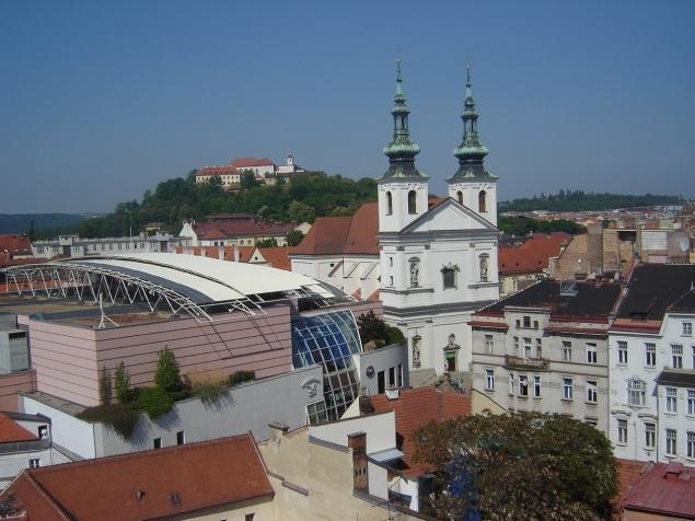 Brno - un oraş pentru o zi