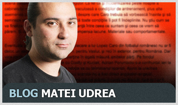 Matei Udrea