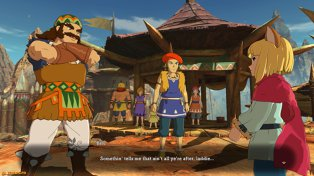 Ni no Kuni 2 Revenant Kingdom