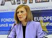 Exclusiv ZF: Cristina Zevedei, şefa autorităţii de management pentru proiecte europene de HR, a fost schimbată din funcţie