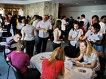 6.000 de vizitatori in prima zi a targului de joburi din Bucuresti. Vedeti aici cele mai vanate pozitii