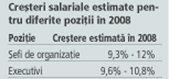 Piata fortei de munca in 2008