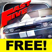 Fast Five the Movie: Official Game FREE