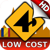 Nav4D Romania (LOW COST) HD
