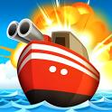 BattleFriends at Sea