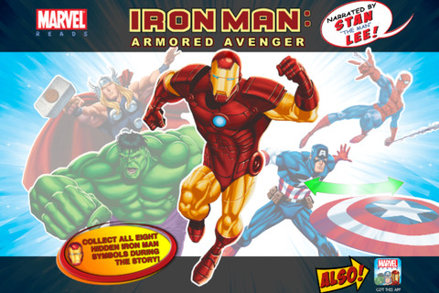 Iron Man: Armored Avenger