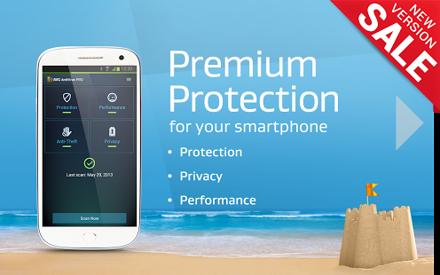 Mobile AntiVirus Security PRO