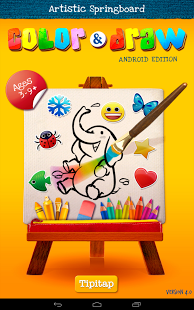 Color & Draw for kids