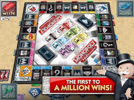MONOPOLY Millionaire for iPad