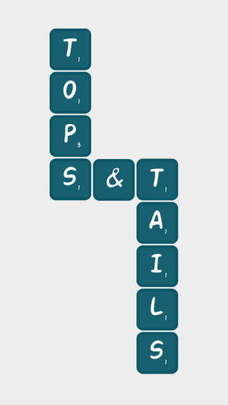 Tops & Tails - Multiplayer Words Domino Game