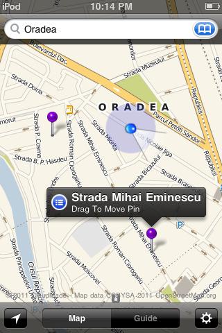 Smart Maps - Oradea