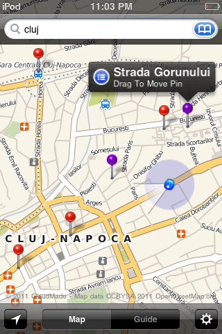 Smart Maps - Cluj-Napoca