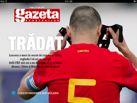 Gazeta Sporturilor - GSP.ro