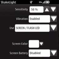 ShakeLight