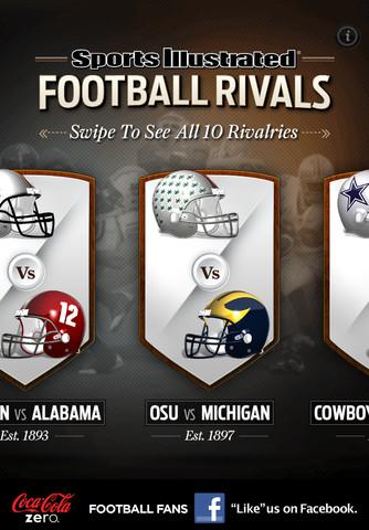 Sports Illustrated Football Rivals