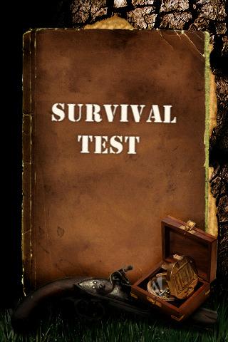 Survival Test