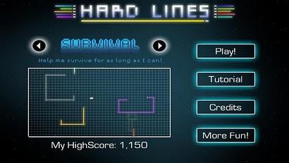 Hard Lines HD - XMAS SALE