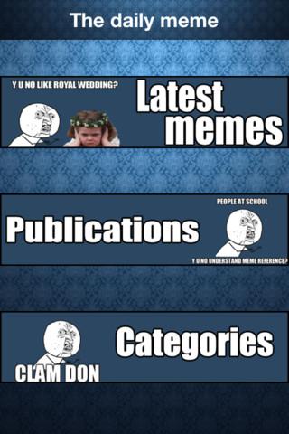 The daily meme - Problem?