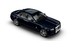 Rolls Royce Ghost V-Spec - Un baby de top