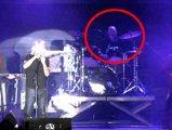 A murit pe scenă, în timpul concertului (Video)