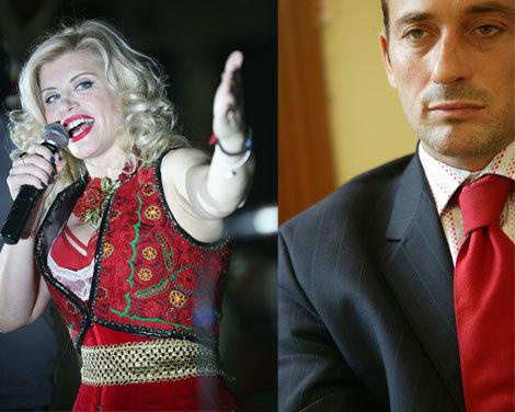 Radu Mazăre, duet cu Loredana