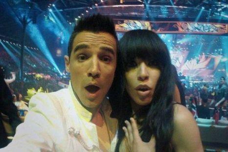 Alex de la Mandinga si Loreen