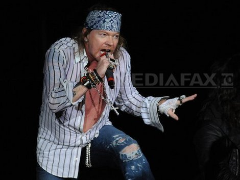 Guns N'' Roses - Axl Rose