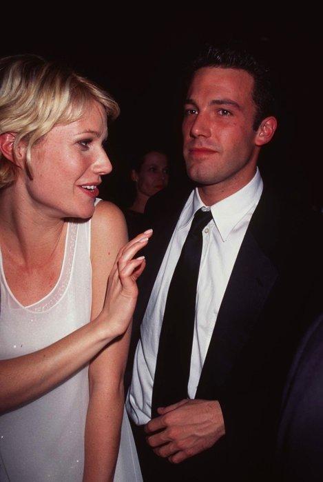 """Gwyneth spunând """"Ew, Ben Affleck!"""