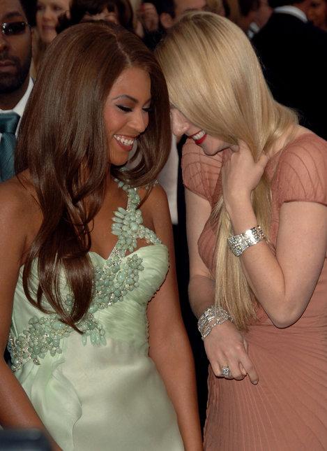 Gwyneth și Beyonce