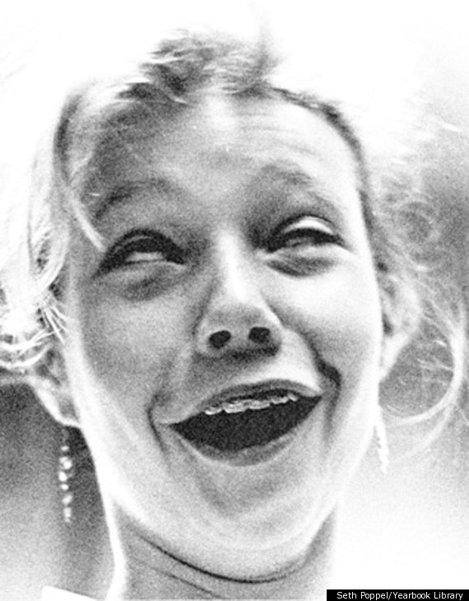Gwyneth în albumul de liceu