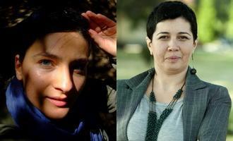 Scenaristele Geo Caraman si Andreea Catana