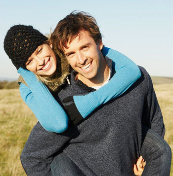 Cuplu tineri