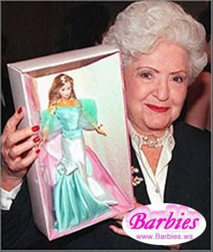 Barbie si creatoarea ei