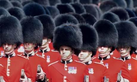Celebrii Beefeateri britanici