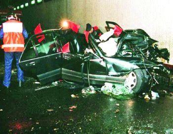 Accidentul printesei Diana