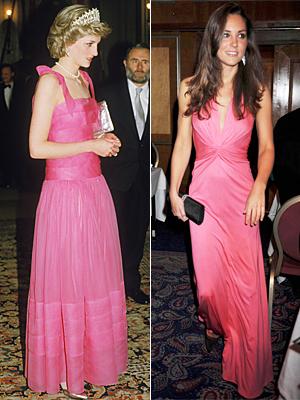 Printesa Diana/Kate Middleton