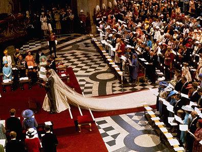Nunta Printesei Diana