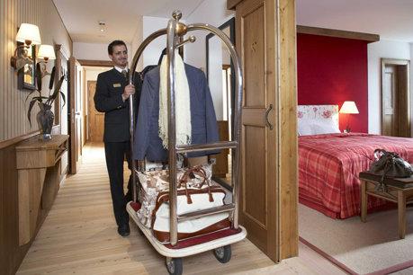Servicii de lux la hotel de 5 stele plus