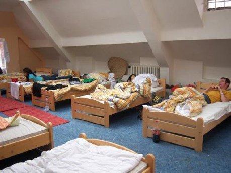 Camera tip hostel