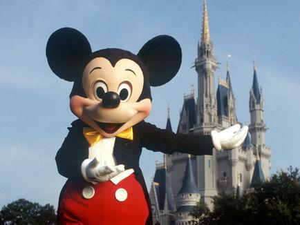 Poftiti la Disneyland, bucuria oricarui copil!