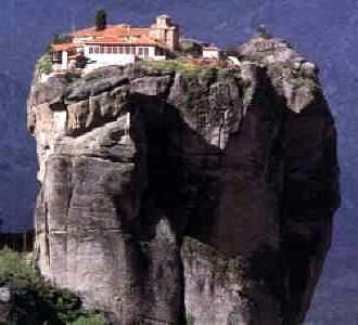 Manastirea Sf. Treime (Meteore)