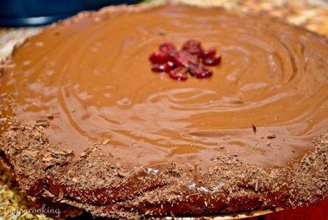 tort cu ciocolata joffre