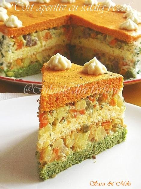 tort salata boeuf